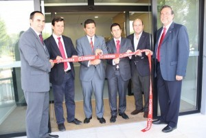 Canvax inaugurates its new headquarters